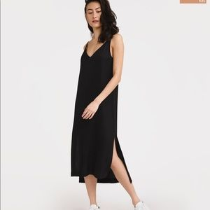 NWT Silk Slip Dress
